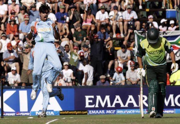 8) ಆರ್.ಪಿ.ಸಿಂಗ್: ಎಡಗೈ ವೇಗಿ ಆರ್ಪಿ ಸಿಂಗ್ ಫೈನಲ್ನಲ್ಲಿ ಮೂರು ವಿಕೆಟ್ ಪಡೆದಿದ್ದರು. ಕ್ರಿಕೆಟ್ನಿಂದ ನಿವೃತ್ತಿಯಾಗಿರುವ ಆರ್ಪಿ ಸಿಂಗ್ ಭಾರತೀಯ ಕ್ರಿಕೆಟ್ ಮಂಡಳಿಯ ಆಯ್ಕೆ ಸಮಿತಿ ಸದಸ್ಯರಾಗಿದ್ದಾರೆ.