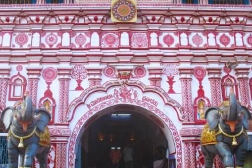 ಶಿರಸಿಯ ಮಾರಿಕಾಂಬಾ ದೇವಾಲಯ