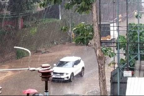 Karnataka Rains: ಕರಾವಳಿಯಲ್ಲಿ ಮುಂಗಾರು ಮಳೆ ಚುರುಕು - ಹವಾಮಾನ ಇಲಾಖೆಯಿಂದ ಭಾರೀ ಮಳೆ ಮುನ್ಸೂಚನೆ