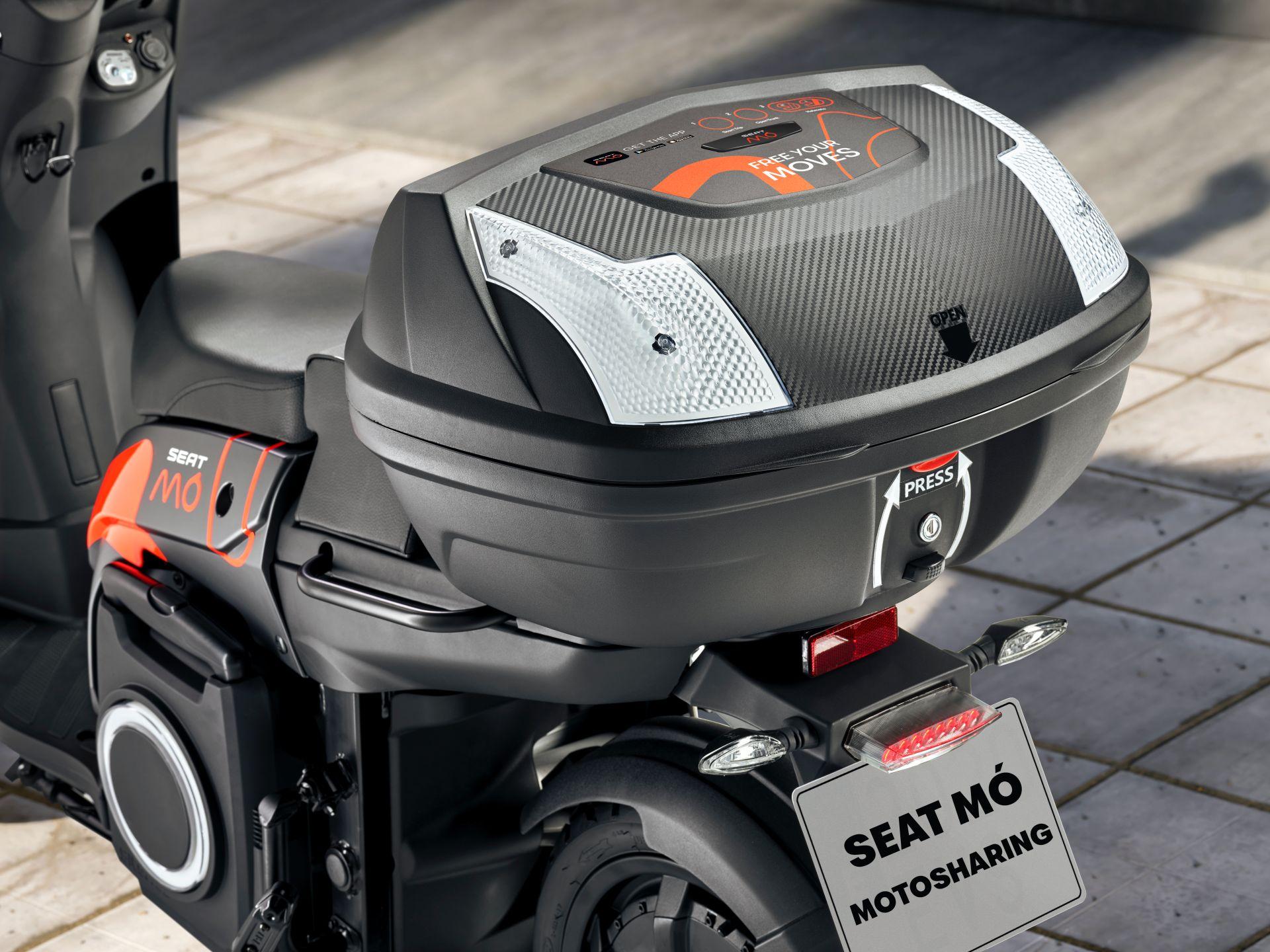 mo escooter-125