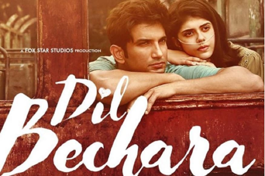 Sushant Singh starrer Dil Bechara is releasing in Disney Hotstar