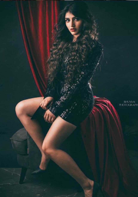 ನಟಿ ಶ್ರೀಲೀಲಾ