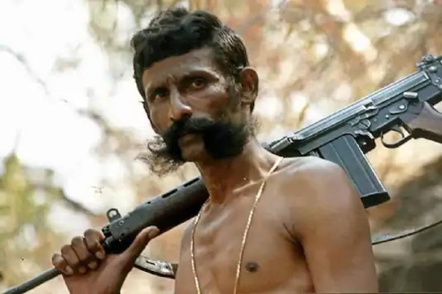 Actor Kishore starrer web series based on veerappan story will be releasing in four languages