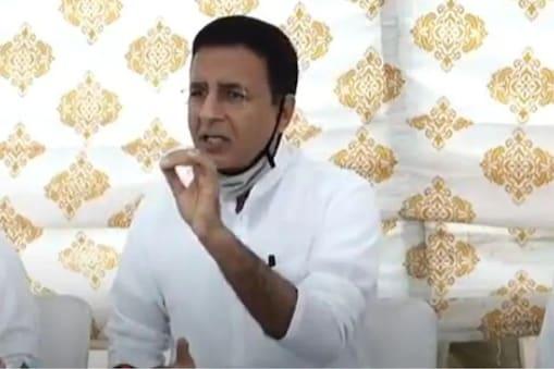 ರಣದೀಪ್ ಸುರ್ಜೆವಾಲ