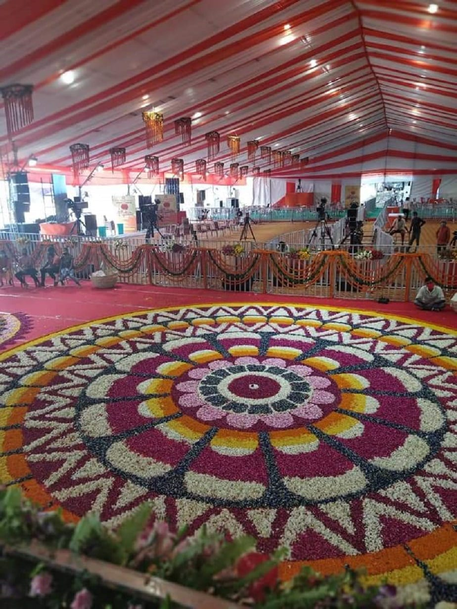 ಇಂದು ಅಯೋಧ್ಯೆಯಲ್ಲಿ ಶ್ರೀರಾಮ ಮಂದಿರ ನಿರ್ಮಾಣಕ್ಕೆ ಭೂಮಿ ಪೂಜೆ ನಡೆಯಲಿದೆ