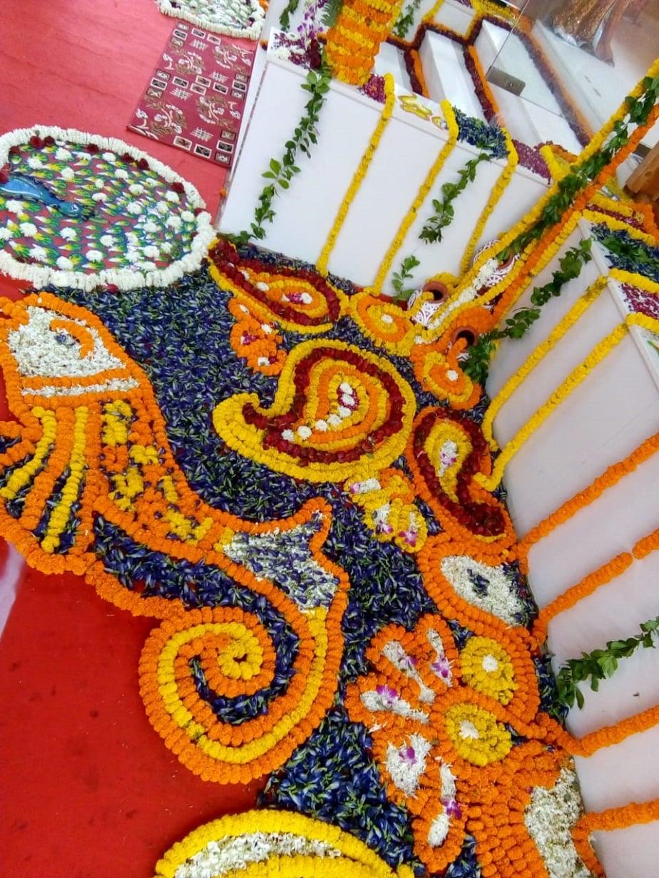 ಶಿಲಾನ್ಯಾಸಕ್ಕೆ ಸಿದ್ದಗೊಂಡಿರುವ ರಾಮ ಜನ್ಮಭೂಮಿ