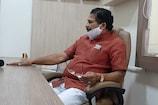 'ರಾಜ್ಯ ಸರ್ಕಾರದ ವಿರುದ್ಧ ಕಾಂಗ್ರೆಸ್ ಕೊರೋನಾ ರಾಜಕೀಯ' - ಬಿಜೆಪಿ ಶಾಸಕ ಸಂಜೀವ ಮಠಂದೂರು