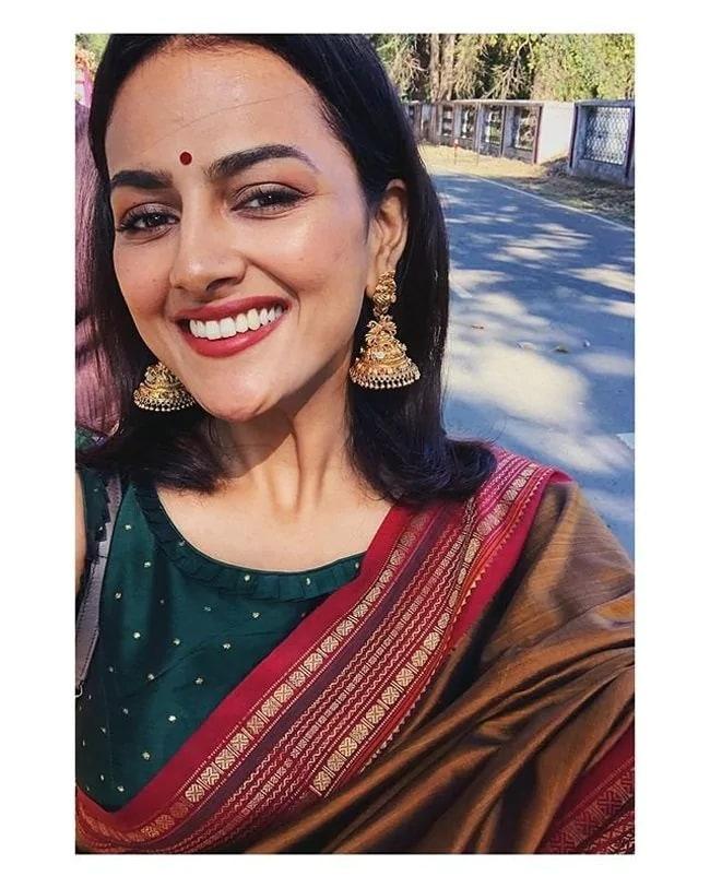 ಶ್ರದ್ದಾ ಶ್ರೀನಾಥ್ ನ್ಯೂ ಫೋಟೋಶೂಟ್