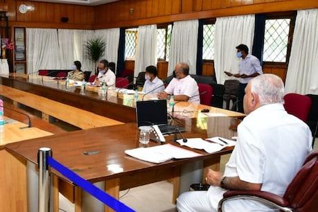 BS Yadiyurappa: ಅಧಿಕಾರಿಗಳ ಜೊತೆ ಇಂದಿನ ಸಿಎಂ ಸಭೆ ರದ್ದು; ಚಿತ್ರರಂಗದ ಗಣ್ಯರಿಂದ ಸಿಎಂ ಬದಲು ಡಿಸಿಎಂ ಭೇಟಿ