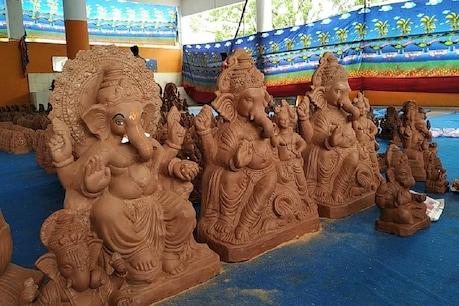 Ganesh Chaturthi 2020: ಬೆಂಗಳೂರಿನಲ್ಲಿ ಇಂದು ಸಂಭ್ರಮದ ಗಣೇಶ ಚತುರ್ಥಿ; ಮಾಂಸ ಮಾರಾಟ ನಿಷೇಧ