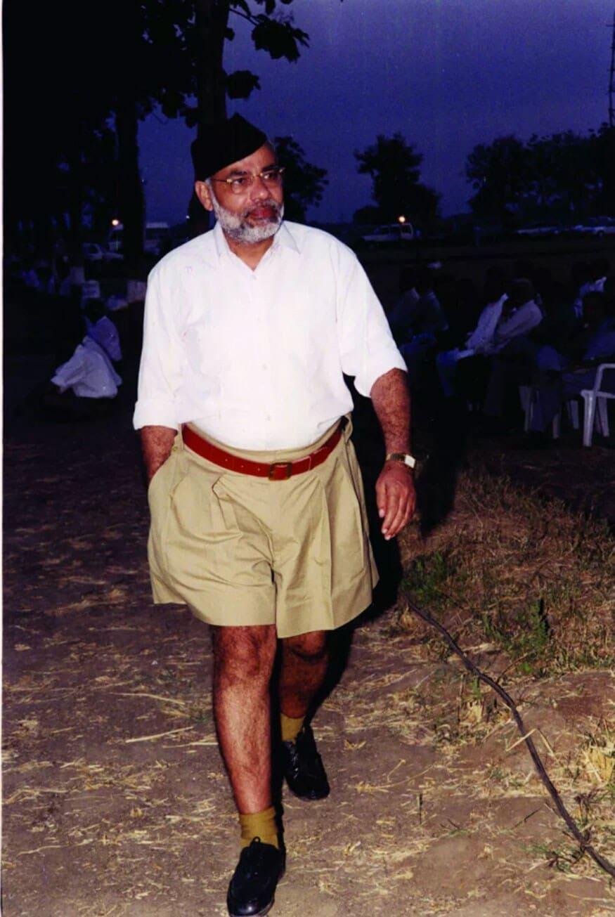 ಪ್ರಧಾನಿ ನರೇಂದ್ರ ಮೋದಿಯವರ ಅಪರೂಪದ ಫೋಟೋ