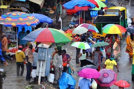 Bangalore Rain: ಕೊರೆವ ಚಳಿಯ ನಡುವೆ ಬೆಂಗಳೂರಿನಲ್ಲಿ ಬೆಳ್ಳಂಬೆಳಗ್ಗೆ ಮಳೆಯ ಸಿಂಚನ