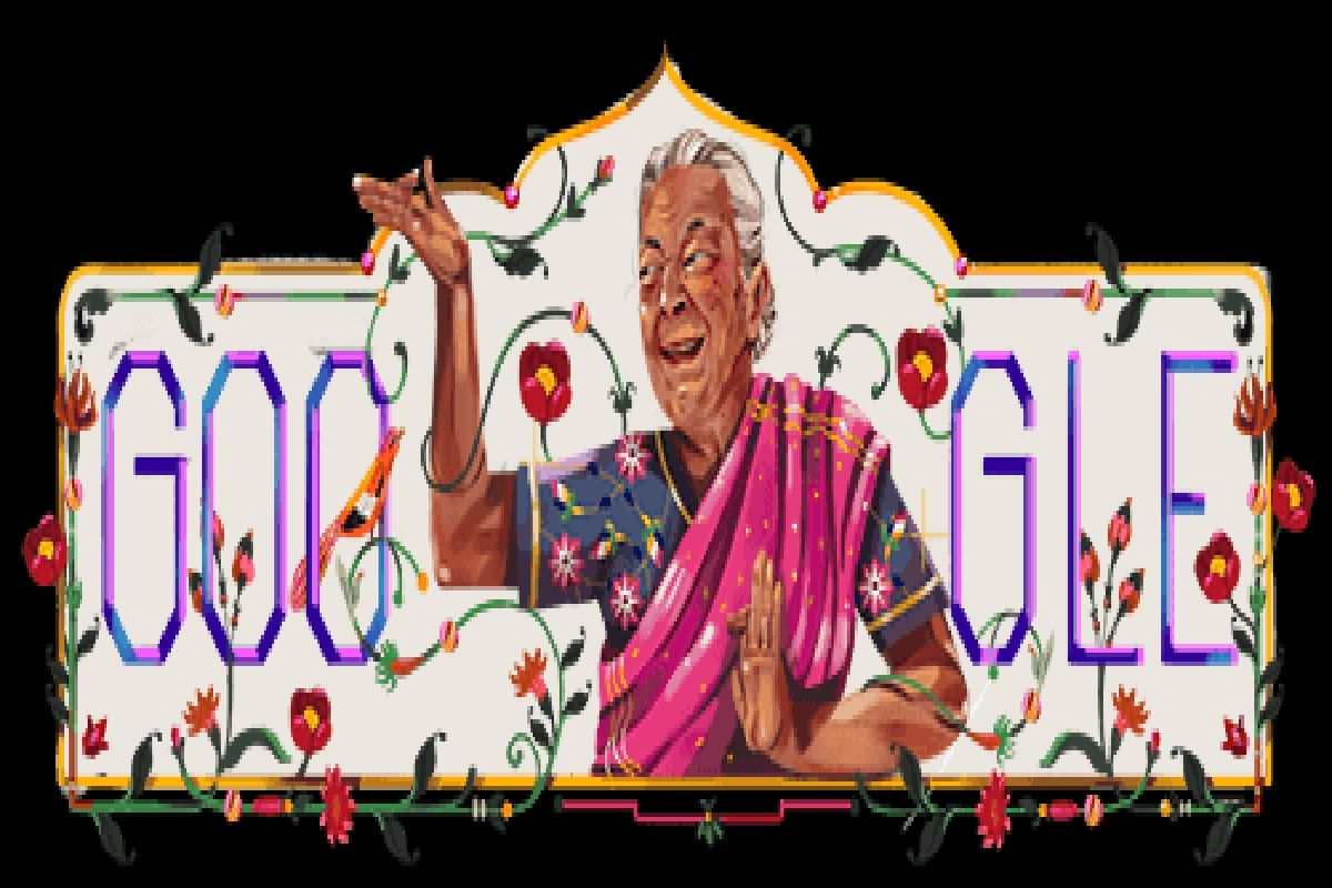 Zohra segal google honors indian actress zohra sehgal with a special doodle.