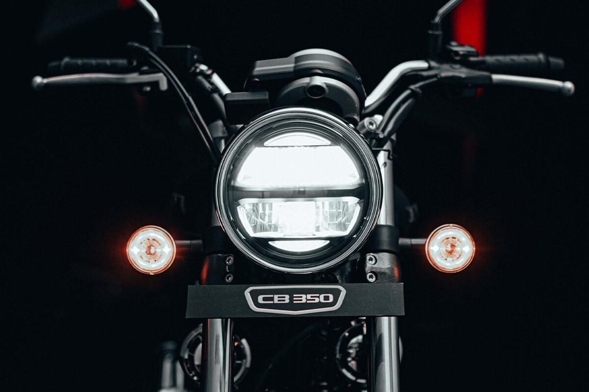 ಹೋಂಡಾ ಹೈನೆಸ್-ಸಿಬಿ350 ಬೈಕ್