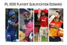 IPL 2020: ಆ ನಾಲ್ಕು ತಂಡಗಳಾವುವು? ಮೂರು ಸ್ಥಾನಗಳಿಗಾಗಿ ಆರು ತಂಡಗಳ ಪೈಪೋಟಿ
