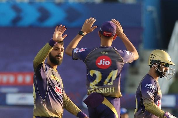 IPL 2020, KKR vs DC: 5 ವಿಕೆಟ್ ಕಿತ್ತು ದಾಖಲೆ ಬರೆದ ವರುಣ್: ಕೆಕೆಆರ್ಗೆ ಅಮೋಘ ಜಯ