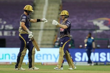 IPL 2020, MI vs KKR: ನೈಟ್ ರೈಡರ್ಸ್ಗೆ ಬೆಳಕಾದ ಕಮಿನ್ಸ್-ಮಾರ್ಗನ್: ಮುಂಬೈಗೆ 149 ರನ್ಸ್ ಟಾರ್ಗೆಟ್