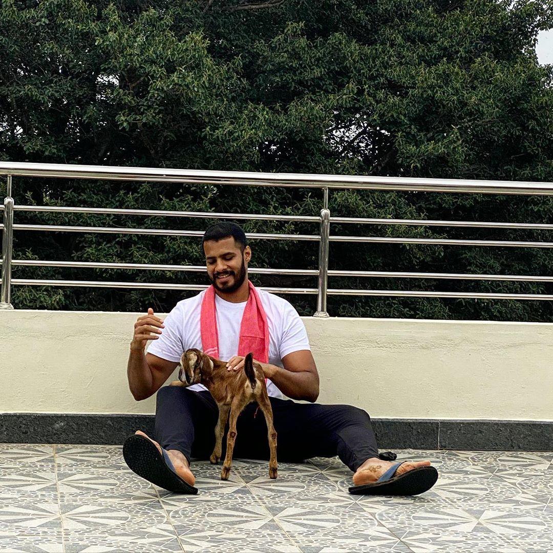 ನಿಖಿಲ್ ಕುಮಾರಸ್ವಾಮಿ