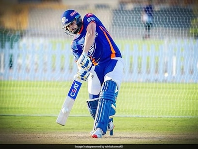IPL 2020: ಟೀಮ್ ಇಂಡಿಯಾದಿಂದ ಔಟ್ ಆದ ಬೆನ್ನಲ್ಲೇ RCB ವಿರುದ್ಧದ ಪಂದ್ಯಕ್ಕೆ ಹಿಟ್ಮ್ಯಾನ್ ಸಜ್ಜು..!
