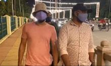 VIDEO: ಮುಖಕ್ಕೆ ಮಾಸ್ಕ್, ತಲೆ ಮೇಲೆ ಟೋಪಿ: ಮೈಸೂರಿನಲ್ಲಿ ಸ್ಟಾರ್ ನಟನ ಓಡಾಟ