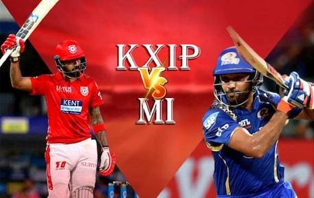 KXIP vs MI: ಪಂಜಾಬ್  vs ಮುಂಬೈ: ಅಂಕಿ ಅಂಶಗಳ ಪ್ರಕಾರ ಯಾರು ಬಲಿಷ್ಠ? ಇಲ್ಲಿದೆ ಮಾಹಿತಿ