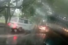 Bangalore Rain: ಒಂದು ಕಡೆ ಮಳೆ, ಮತ್ತೊಂದು ಕಡೆ ಟ್ರಾಫಿಕ್ ಜಾಮ್; ಪ್ರಯಾಣಿಕರು ಹೈರಾಣು