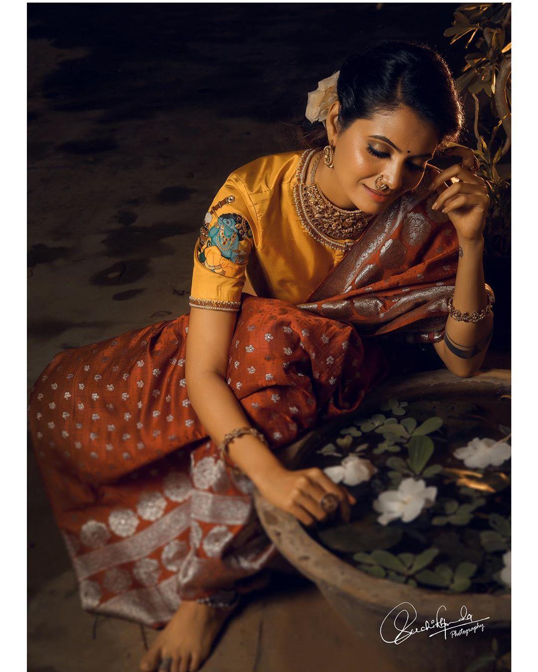 ಶ್ವೇತಾ ಪ್ರಸಾದ್