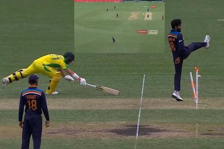 India vs Australia: ಶ್ರೇಯಸ್ ಅಯ್ಯರ್ ಬುಲೆಟ್ ಥ್ರೋ, ವಾರ್ನರ್ ಕ್ಲೀನ್ ಔಟ್: ಇಲ್ಲಿದೆ ರೋಚಕ ವಿಡಿಯೋ