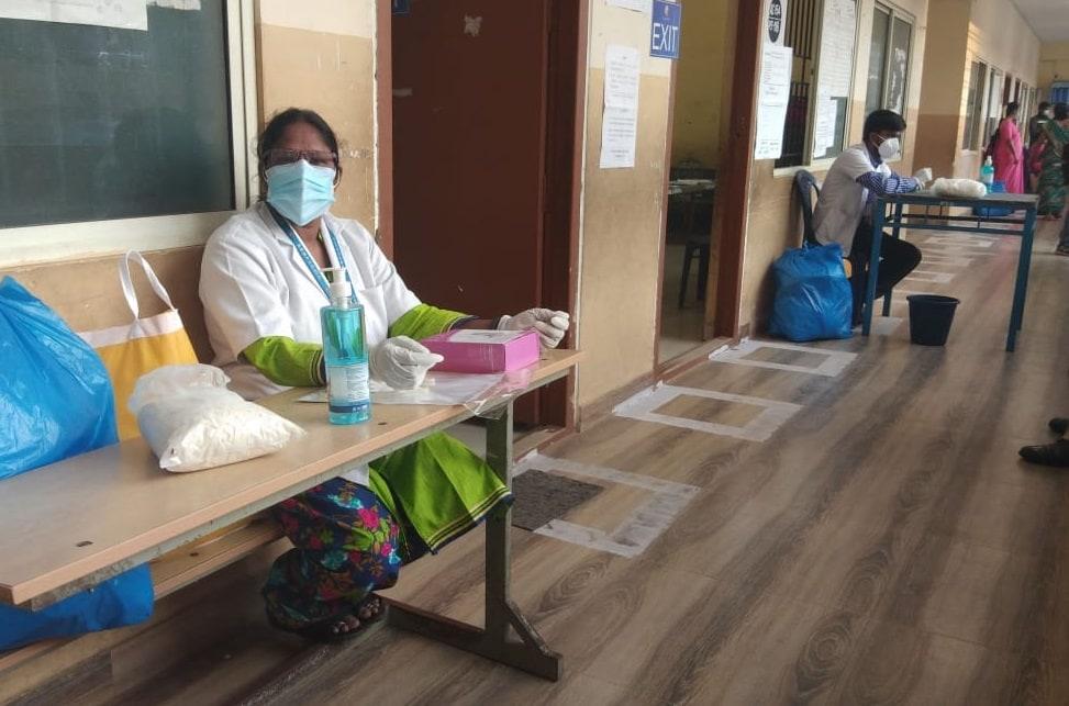 ಪ್ರತೀ ಬೂತ್ಗೂ ಆರೋಗ್ಯ ಸಿಬ್ಬಂದಿ ನಿಯೋಜನೆ