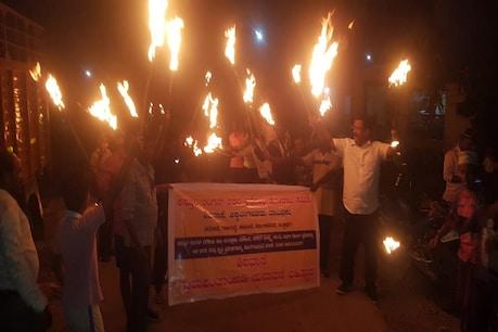 ಕಸ್ತೂರಿ ರಂಗನ್ ವರದಿ ವಿರೋಧಿಸಿ ಚಿಕ್ಕಮಗಳೂರಿನ 10 ಗ್ರಾಮ ಪಂಚಾಯಿತಿಯಲ್ಲಿ ಚುನಾವಣೆ ಬಹಿಷ್ಕರಿಸಿದ ಜನರು