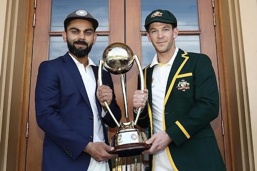 IND vs AUS 1st Test Live Score Updates: