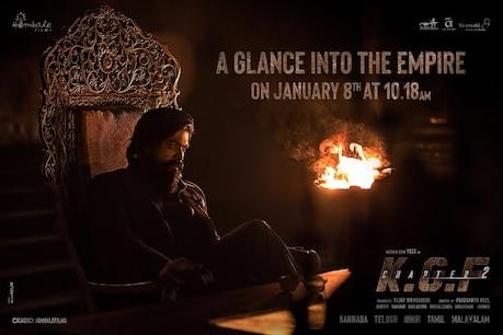 KGF Chapter 2 Teaser: ಸಾಮ್ರಾಜ್ಯದ ಒಂದು ಝಲಕ್: ಯಶ್ ಹುಟ್ಟುಹಬ್ಬಕ್ಕೆ ಕೆಜಿಎಫ್: ಚಾಪ್ಟರ್ 2 ಟೀಸರ್