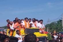 CP Yogeeshwara: ಚನ್ನಪಟ್ಟಣದಲ್ಲಿ ಬೃಹತ್ ಶಕ್ತಿಪ್ರದರ್ಶಿಸಿದ ಸಿ.ಪಿ.ಯೋಗೇಶ್ವರ್