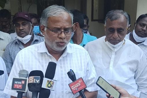 ಸಚಿವ ಸುರೇಶ್ ಕುಮಾರ್.