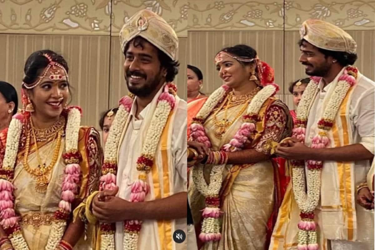 ಎಸ್ ನಾರಾಯಣ್ ಅವರ ಮಗನ ಮದುವೆಯ ಫೋಟೋಗಳು