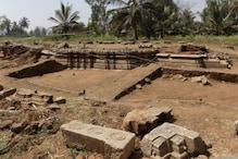 Halebeedu: ಹಳೇಬೀಡಿನಲ್ಲಿ ಉತ್ಖನನ ವೇಳೆ ಜೈನ ಮಂದಿರ ಪತ್ತೆ