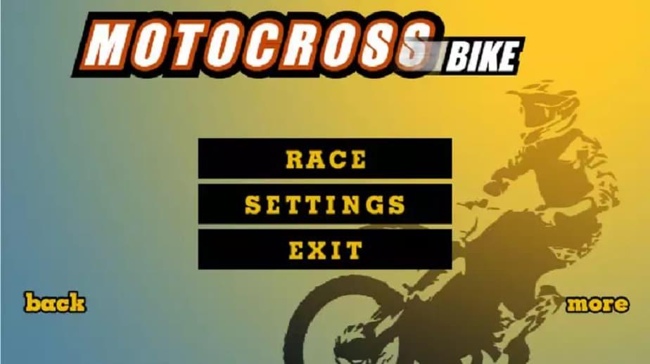 Motocross Racing 2018