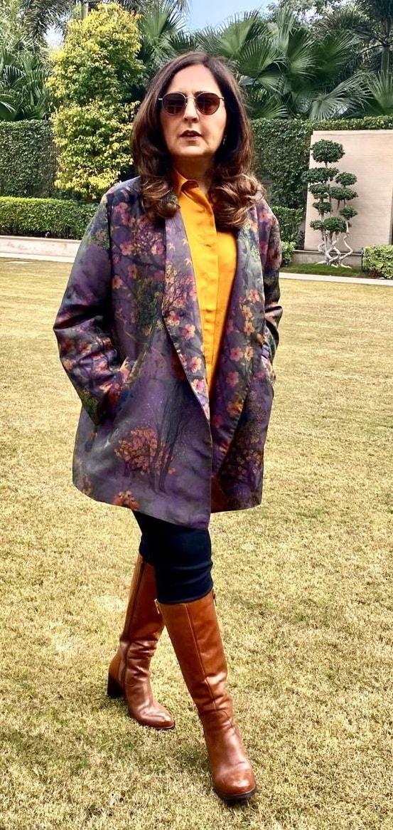 ಟೀನಾ ಅಹುಜಾ