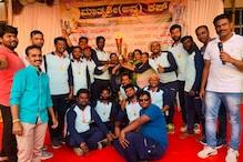 Avva Cup - ಕೊಪ್ಪಳದಲ್ಲಿ 'ಅವ್ವ' ಕ್ರಿಕೆಟ್ ಕಪ್: ಮದರ್ ಥೆರೇಸಾ ತಂಡ ಚಾಂಪಿಯನ್