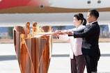 ಒಲಿಂಪಿಕ್ಸ್ ಕ್ರೀಡಾ ಜ್ಯೋತಿ ಕೋವಿಡ್ ಸಂದರ್ಭದಲ್ಲಿ ಜಗತ್ತಿಗೆ ಉತ್ಸಾಹವನ್ನು ಹಂಚುವ ಸಂಜೀವಿನಿ...!