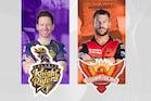 IPL 2021 SRH KKR Playing 11: ಕೆಕೆಆರ್ಗೆ ಎಸ್ಆರ್ಹೆಚ್ ಸವಾಲು: ಉಭಯ ತಂಡಗಳು ಹೀಗಿವೆ..!