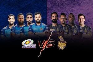 IPL 2021, KKR vs MI Playing 11: ಮುಂಬೈ ಟೀಮ್ನಲ್ಲಿ 1 ಬದಲಾವಣೆ: ಉಭಯ ತಂಡಗಳು ಹೀಗಿವೆ