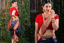 Harshika Poonacha: ಉತ್ತರ ಕರ್ನಾಟಕ ಶೈಲಿಯಲ್ಲಿ ಕಾಣಿಸಿದ ಹರ್ಷಿಕಾ ಪೂಣಚ್ಚ..!