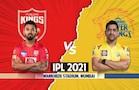 IPL 2021, PBKS vs CSK Playing 11: ಕಿಂಗ್ಸ್ vs ಕಿಂಗ್ಸ್ : ಉಭಯ ತಂಡಗಳು ಹೀಗಿವೆ