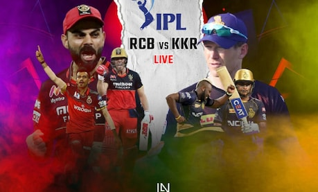 KKR vs RCB: ಎಬಿಡಿ-ಮ್ಯಾಕ್ಸ್ವೆಲ್ ಆಕರ್ಷಕ ಅರ್ಧಶತಕ: ಕೆಕೆಆರ್ಗೆ ಬೃಹತ್ ಮೊತ್ತದ ಸವಾಲು