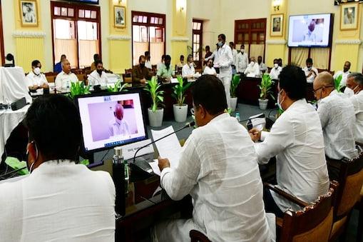 ಬೆಂಗಳೂರು ಭಾಗದ ಜನಪ್ರತಿನಿಧಿಗಳ ಸಭೆ.