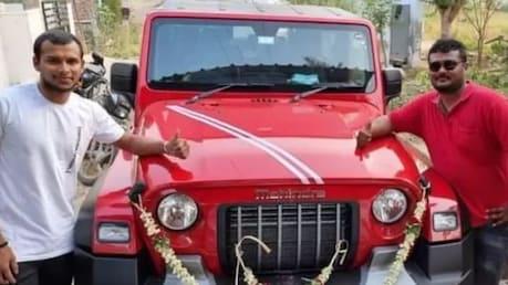 T Natarajan: ತನಗೆ ಸಿಕ್ಕ ಉಡುಗೊರೆಯನ್ನು ಕೋಚ್ಗೆ ನೀಡಿದ ಟಿ ನಟರಾಜನ್..!