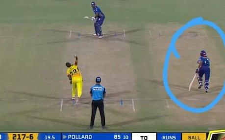 IPL 2021: ಹೊಸ ಚರ್ಚೆಗೆ ಕಾರಣವಾದ ಮುಂಬೈ-ಸಿಎಸ್ಕೆ ಪಂದ್ಯದ ಅಂತಿಮ ಓವರ್..!