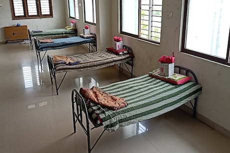 Davanagere: ಜೈನ್ ಸಮುದಾಯದಿಂದ 65 ಬೆಡ್ಗಳುಳ್ಳ ಕೋವಿಡ್ ಸೆಂಟರ್ ಸಿದ್ಧ