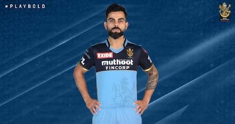 IPL 2021: ಬ್ಲೂ ಜೆರ್ಸಿಯಲ್ಲಿ ಕಣಕ್ಕಿಳಿಯಲಿದೆ RCB